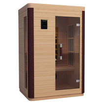 sauna infrarot kaufen ab 795. Black Bedroom Furniture Sets. Home Design Ideas