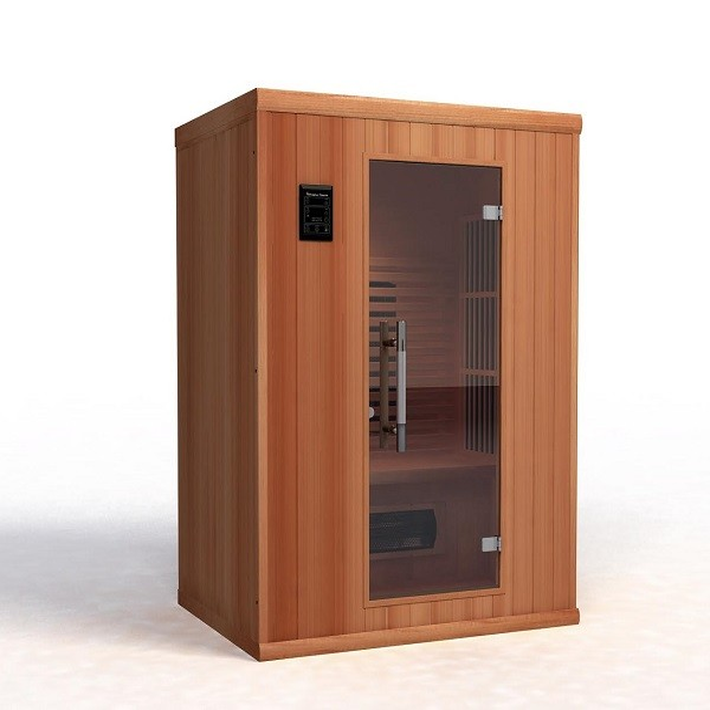 infrarotkabine kaufen f r 2 personen ab 1495. Black Bedroom Furniture Sets. Home Design Ideas