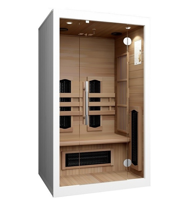 sauna 2 personen hc98 kyushucon. Black Bedroom Furniture Sets. Home Design Ideas