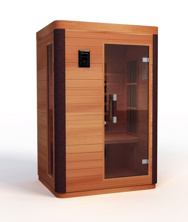 2 personen sauna kaufen br88 hitoiro. Black Bedroom Furniture Sets. Home Design Ideas
