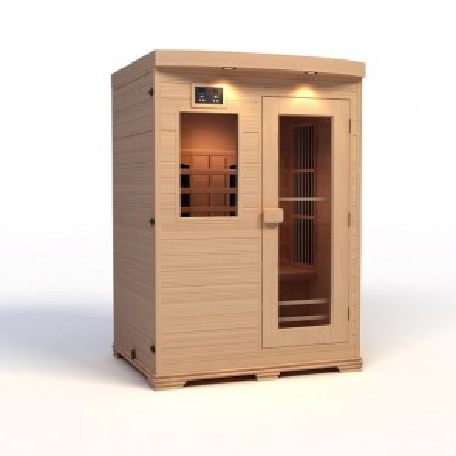 infrarotkabine. Black Bedroom Furniture Sets. Home Design Ideas