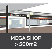 SuperSauna Mega  Shop